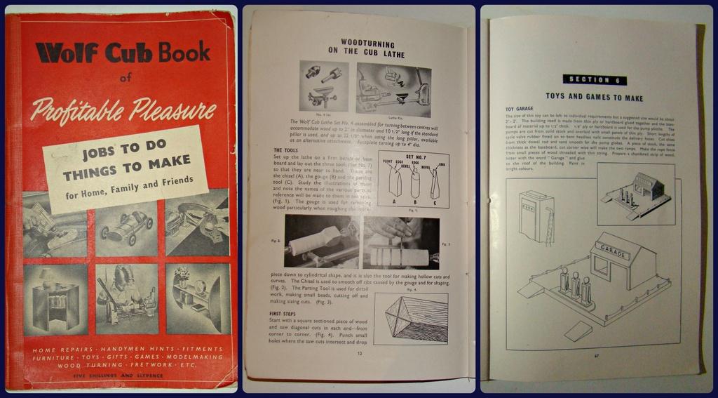 Jan 04: Hobby/Craft Book by bulldog
