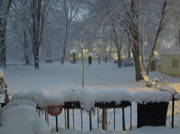 2nd Jan 2014 - 10 inches of fresh snow.
