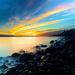 Slow Shutter Sunrise by kwind