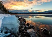 6th Jan 2014 - Sunset Freeze