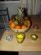 8th Jan 2014 - Fruit salad