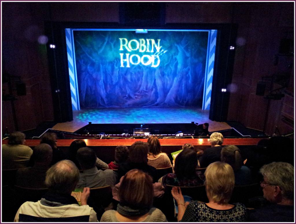 Robin Hood  by kimcrisp