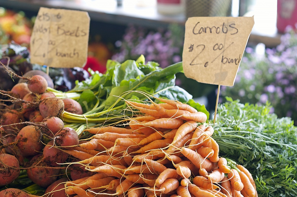Root Vegetables for the Weekend by seattle