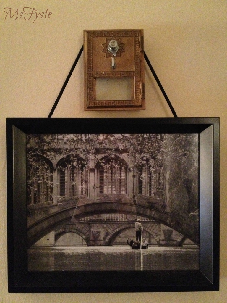 Creative Picture Hanger by msfyste