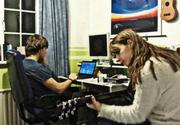 10th Jan 2014 - Teens at work