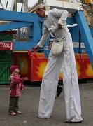 11th Sep 2010 - 365-Little girl & long man IMG_0039
