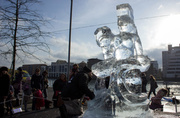 12th May 2010 - Ice Sculpture
