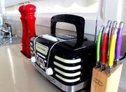 15th Jan 2014 - Studebaker kitchen radio.....