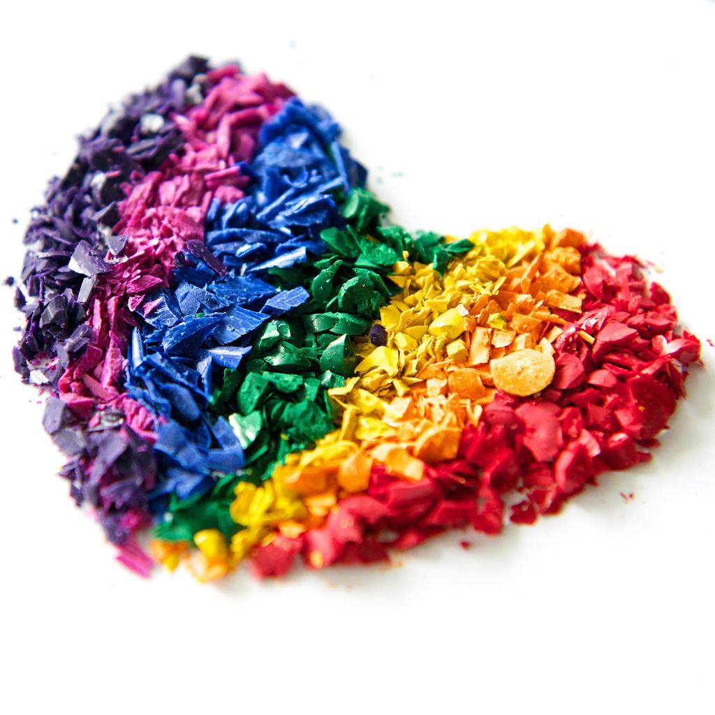 Rainbow Heart by kwind