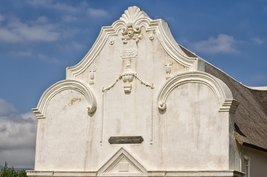 Church Gable by salza