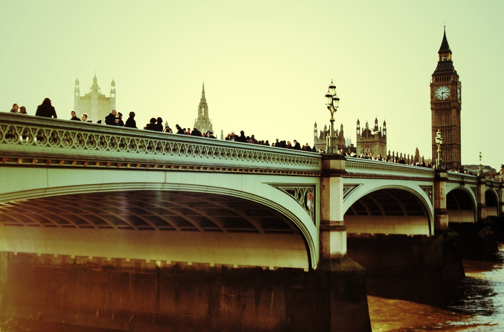 Westminster Bridge... by streats
