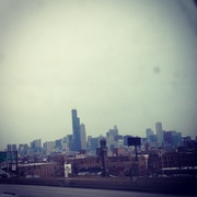 buh bye chicago  on 365 Project