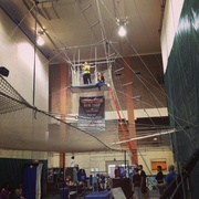 Flying trapeze school  on 365 Project