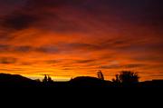 18th Jan 2014 - Burning Sky