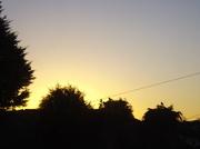 19th Jan 2014 -  Morning sky