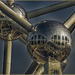 The Atomium, Brussels by ivan