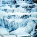 Icy falls by elisasaeter