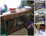 22nd Jan 2014 - The Credenza Clean-up