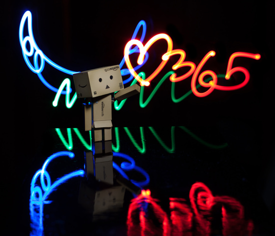 Angel Danbo  by grizzlysghost