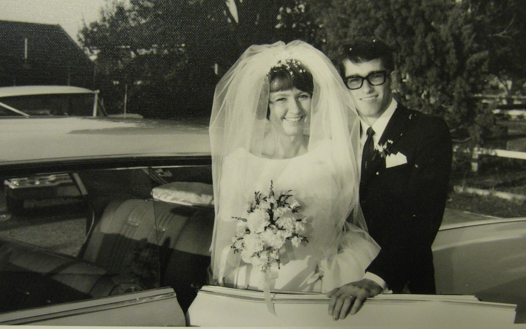 Today is our 41st Wedding Anniversary by loey5150