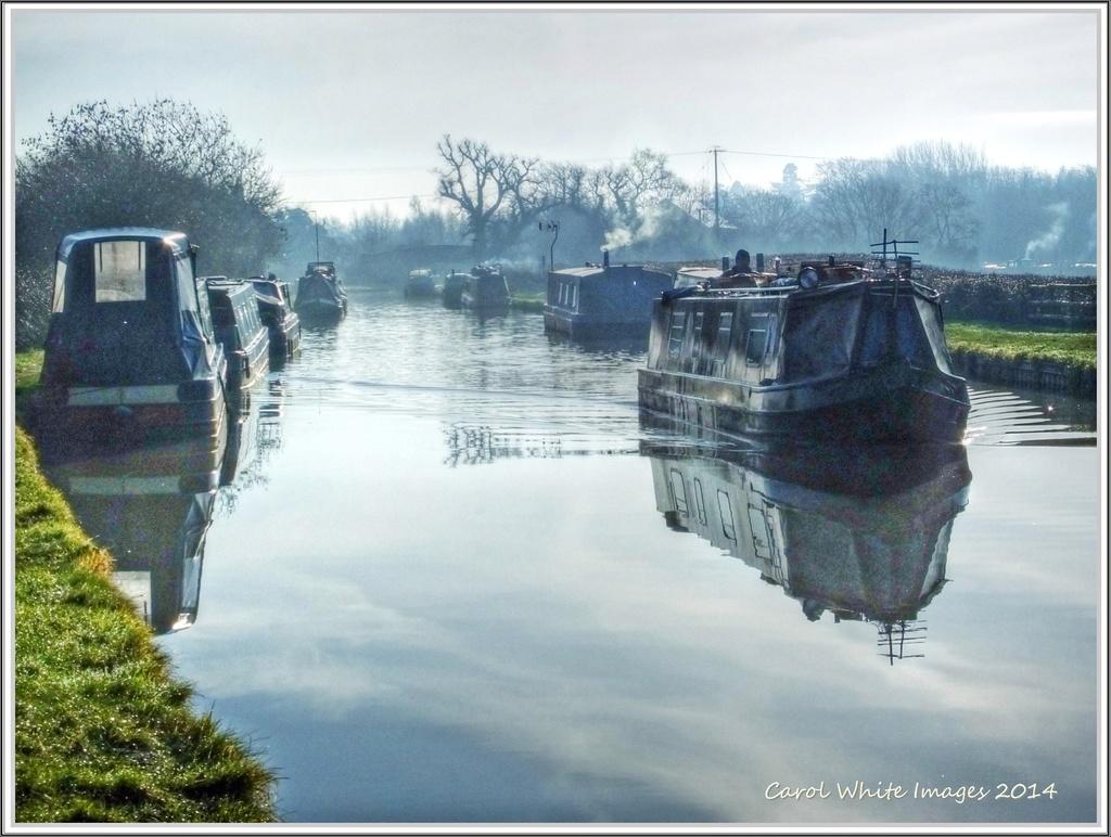Navigating The Canal by carolmw