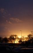 21st Jan 2014 - Slotting in a pretty sky...