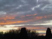 22nd Jan 2014 - Evening sky