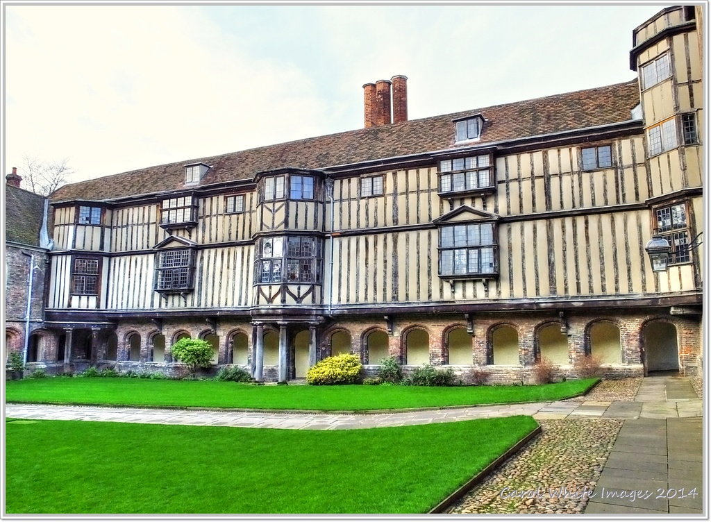 Queens College,Cambridge by carolmw
