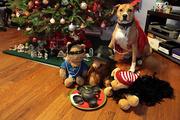 13th Dec 2013 - Holiday Tea Party!