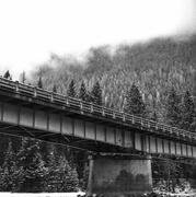 25th Jan 2014 - Hungry Horse Bridge