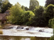 21st Sep 2010 - The Horseshoe Weir.