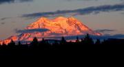 1st Feb 2014 - Mountain on Fire