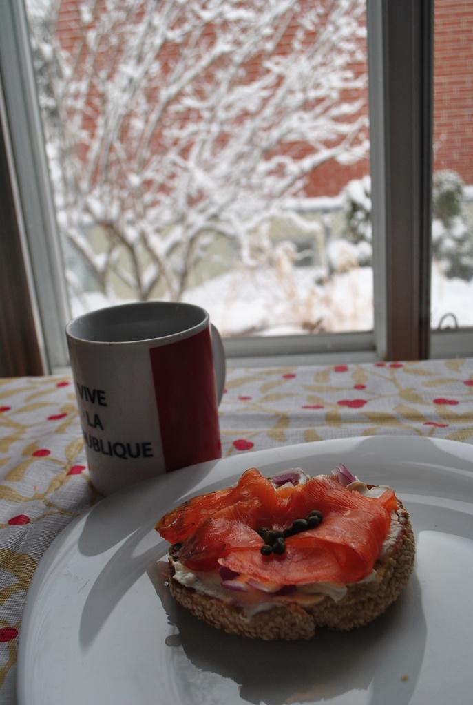 Breakfast by appaloosa