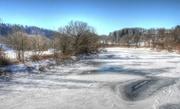 3rd Feb 2014 - Frozen lake