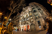4th Feb 2014 - 48/365: Casa Batlló