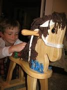 22nd Sep 2010 - Trojan Rocking Horse?
