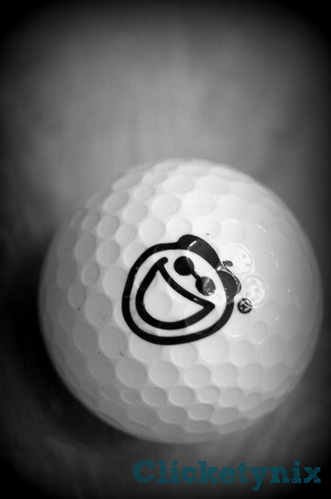 golfball by clicketynix