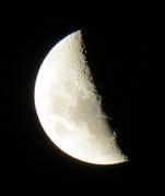7th Feb 2014 - Last Night's Moon