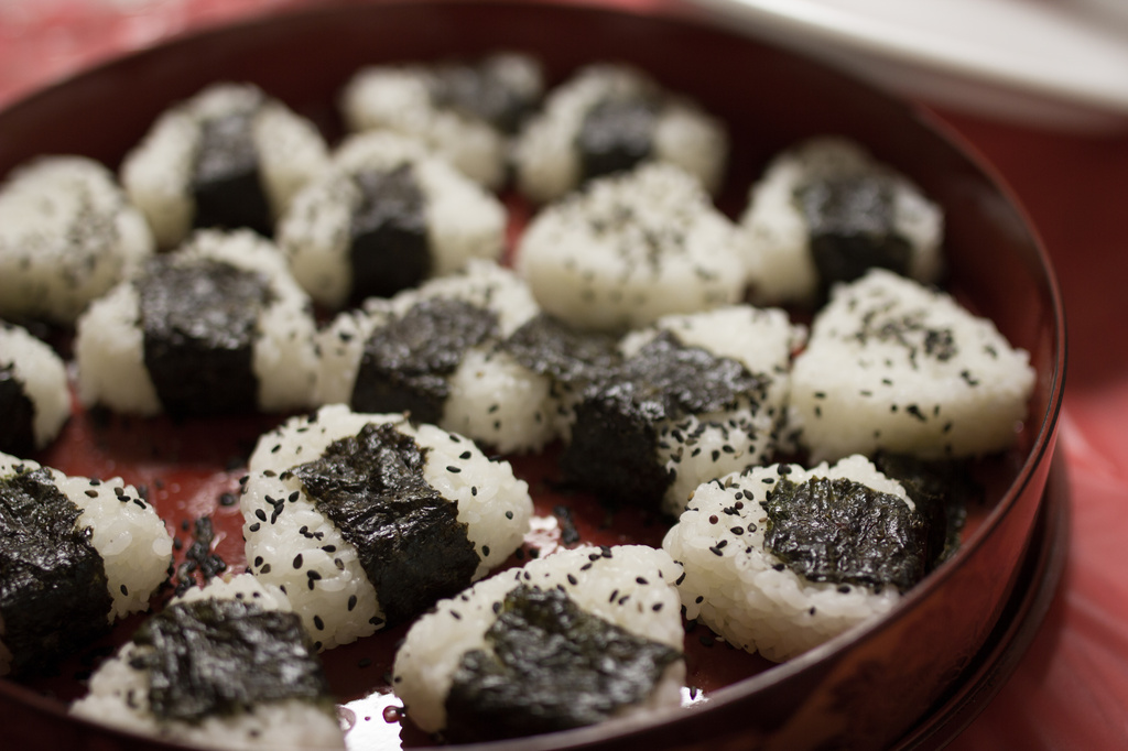 Rice Balls by darylo