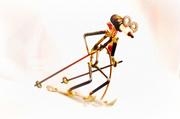 7th Feb 2014 - Olympic Skier: Yeah, I'm Ready!