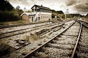 23rd Sep 2010 - Vintage railway line