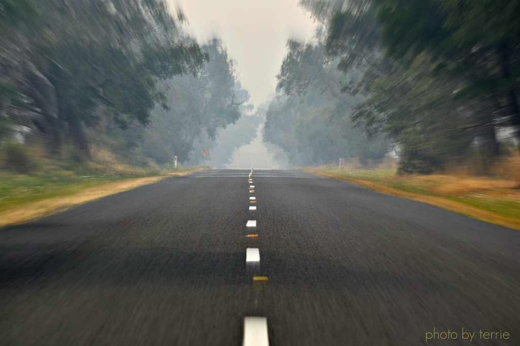 Smoky drive home by teodw
