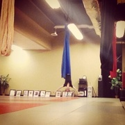 Aerial yoga  on 365 Project