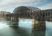 18th Feb 2014 - Bridge in downtown Pittsburgh