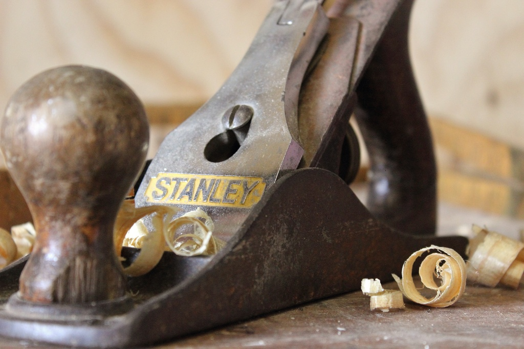 """Stanley-Bailey No.4 Smoothing Plane"".. by tellefella"