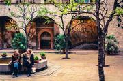 21st Feb 2014 - 65/365: Plaça de Sant Iu