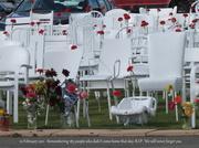 22nd Feb 2014 - 185 white chairs