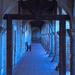 Corridor at Mission San Juan Capistrano by stray_shooter