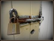 21st Feb 2014 - Rusty lock