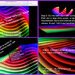 Directions for Curves in Color/Colour by taffy
